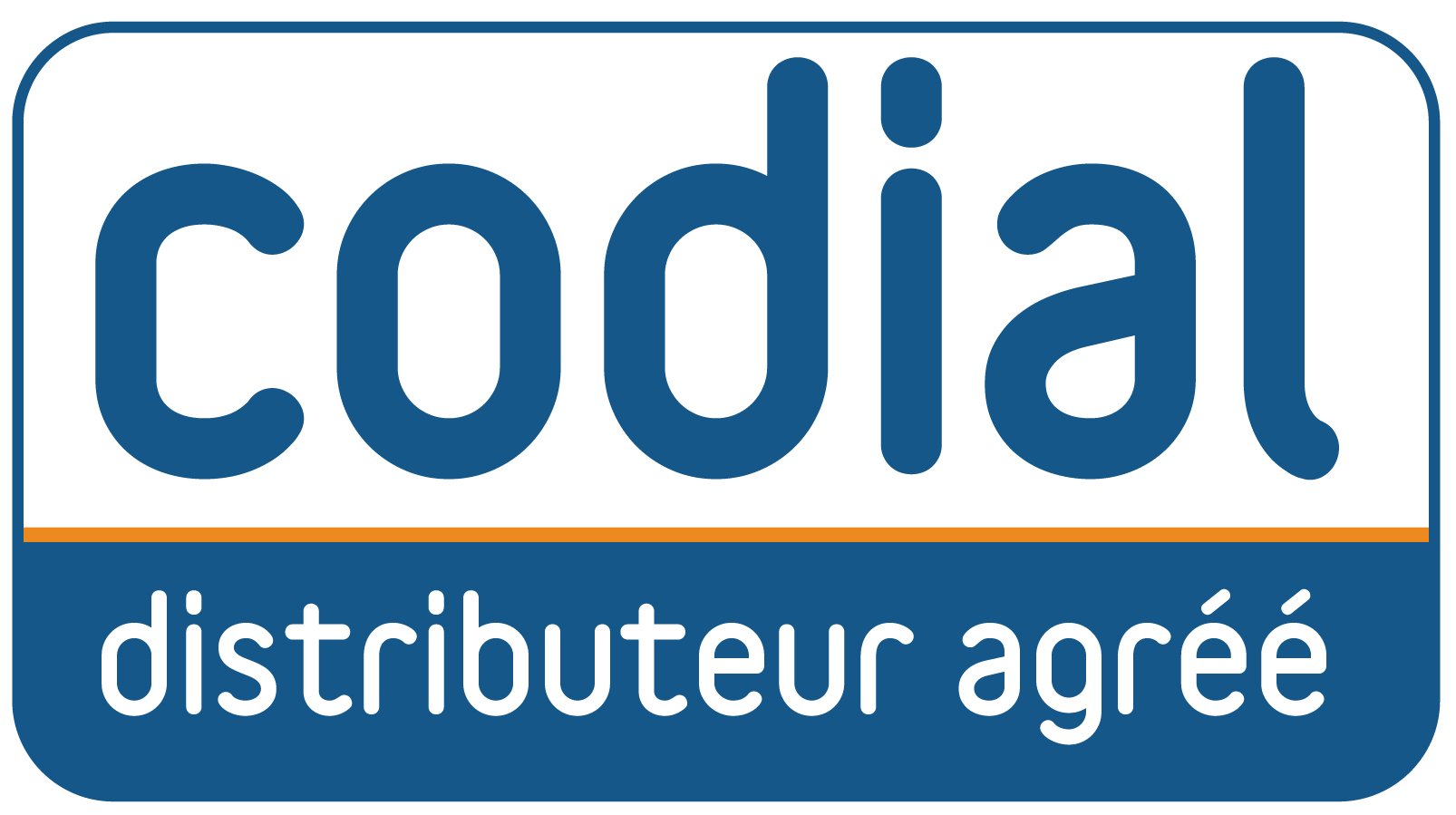 logo distributeur agree CODIAL-2019
